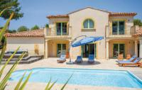 gite Draguignan Holiday Home Saint Raphael with Hot Tub I