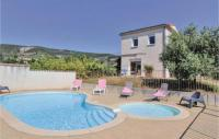 gite Saint Marcel d'Ardèche Awesome home in Valvignières w Outdoor swimming pool, WiFi and 2 Bedrooms