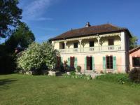 gite Saint Broing les Moines La Villa des Promenades