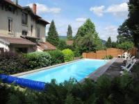 Gorgeous Mansion with Swimming Pool in Vecoux-Les-Raitieres