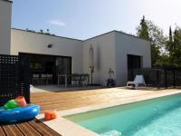 gite Bouilhonnac Villa piscine Sud France