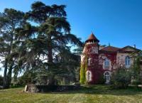 gite Lupiac Château Marteret