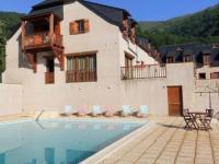 gite Luz Saint Sauveur Apartment Résidence vignec village 20