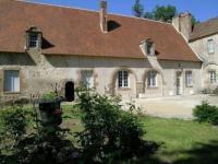 Gîte Nièvre Gîte House Le chateau de villars