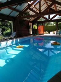 Gîte Le Bény Bocage Gîte Maison avec piscine et sauna à Vire