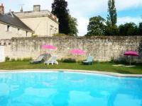 gite Distré Villa Les Longchamps