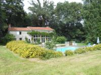 gite Saint Hilaire des Loges Holiday Home La Boulangerie