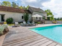 Gîte Loiret Gîte Cozy holiday Home in Yuvre-la-ville with Jacuzzi