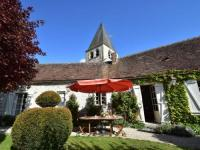Gîte Loiret Gîte Exclusive Holiday Home in Yevre-le-Chatel with Lovely Garden