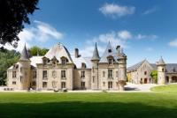gite Portbail Chateau de Servigny