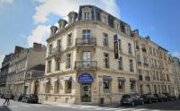 Hôtel Reims Brit Hotel Aux Sacres Reims Centre