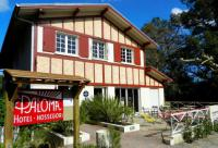 Hotel en bord de mer Landes Hôtel La Paloma