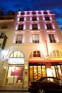 Hotel 4 étoiles Paris 8e Arrondissement hôtel 4 étoiles Best Western Plus Elysée Secret