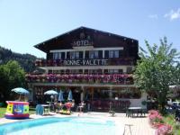 Hotel Fasthotel Mégevette Bonne Valette