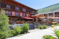 Hotel Fasthotel Vénosc Hotel le Sherpa