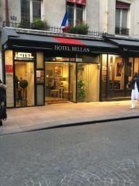 Hotel Fasthotel Paris 1er Arrondissement Hotel Bellan