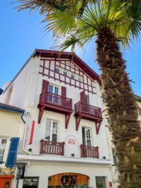 Hotel de charme Biarritz hôtel de charme Palym