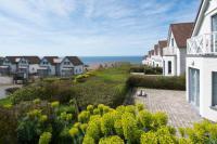 Hotel en bord de mer Pas de Calais Holiday Suites Hardelot