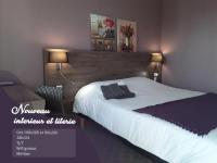 Hôtel Paizay Naudouin Embourie hôtel Motel La Fleur