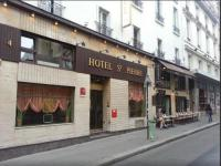 Hotel Fasthotel Paris 4e Arrondissement Hôtel Saint Pierre