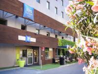 Hotel Fasthotel Frontignan ibis budget Sète centre