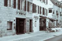 Hôtel Ploumoguer hôtel Les Voyageurs