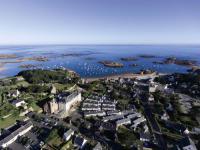 Résidence Odalys Tonquédec Belambra Clubs Trégastel - Le Castel Sainte Anne