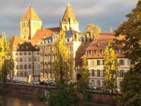 gite Strasbourg Appartements Sur les quais