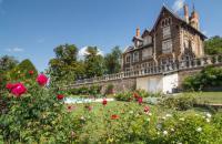 Hôtel Bansat hôtel Le Manoir d'Alice Chambre d'hotes
