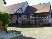 tourisme Furdenheim Ferme Martzloff