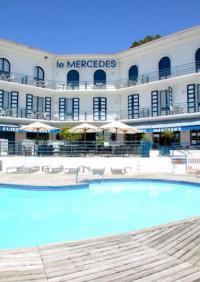 Hotel en bord de mer Landes Hôtel en Bord de Mer Mercedes
