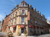 Hôtel Remilly les Pothées Hôtel de la Meuse