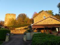 gite Chailly sur Armançon Le Cottage du Château