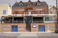 Hotel en bord de mer Somme Aux Trois Jean