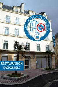 Hotel Fasthotel Sainte Geneviève Hotel du Louvre