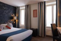 Hotel Fasthotel Paris 9e Arrondissement Hotel France Albion