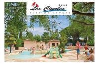 Terrain de Camping Cannes Camping Les Cigales