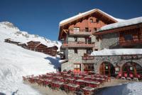 Hotel de charme Tignes hôtel de charme Chalets Montana Planton