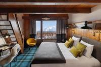 Hotel de charme Combloux Chalet hôtel de charme Alpen Valley
