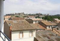 gite Carcassonne Appartement Le Saint Paul - Les Balcons de la Cité