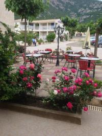 Hotel en bord de mer Haute Corse Hôtel Camparellu