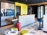Hotel Fasthotel Vitry sur Seine ibis budget Orly Chevilly Tram 7