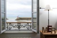 gite Saint Germain du Pert Les Suites vue Mer