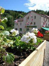 Hôtel Montpezat sous Bauzon hôtel Les Cevennes