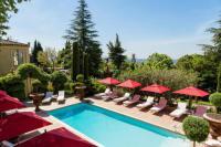 Villa-Gallici-Hotel-Spa Le Tholonet
