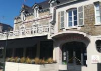 Hotel en bord de mer Ille et Vilaine Hôtel de la Houle