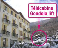 Hotel Balladins Peisey Nancroix Hotel des Alpes
