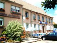 Hôtel Hinsbourg hôtel Aux Deux Clefs