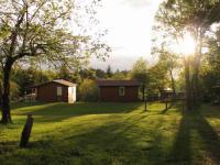 Terrain de Camping Montaiguët en Forez Camping Auberge les Myrtilles