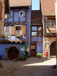 gite Marckolsheim La Maison Bleue